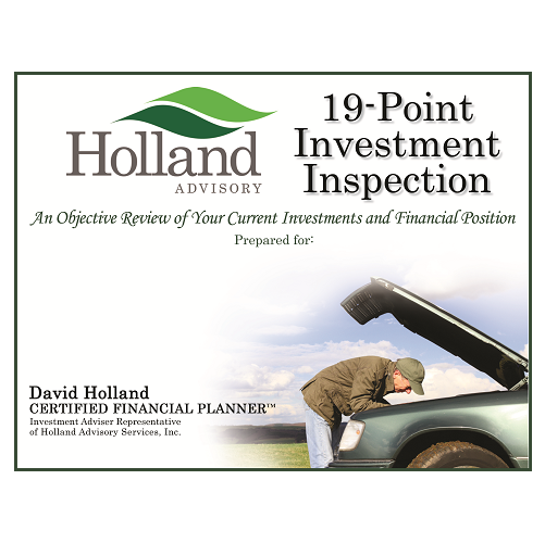 19 Point Inspection